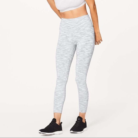 lululemon athletica Pants - Lululemon Wunder Under 7/8 Wee Are From Space
